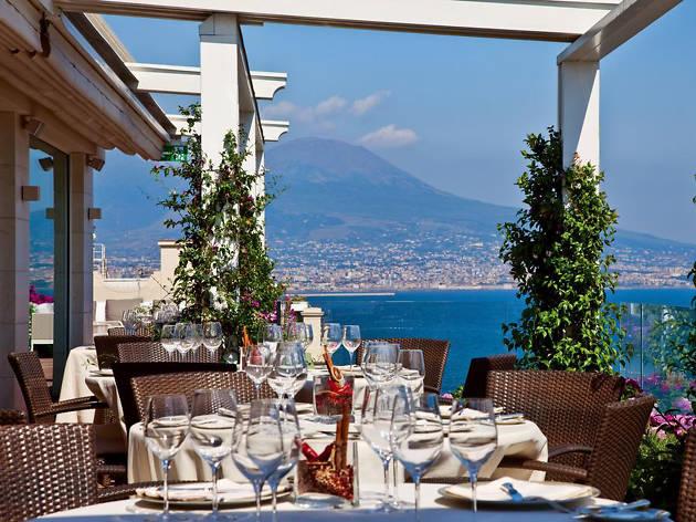 Grand Hotel Vesuvio Hotels In Naples