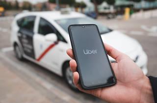 Uber y tAxi