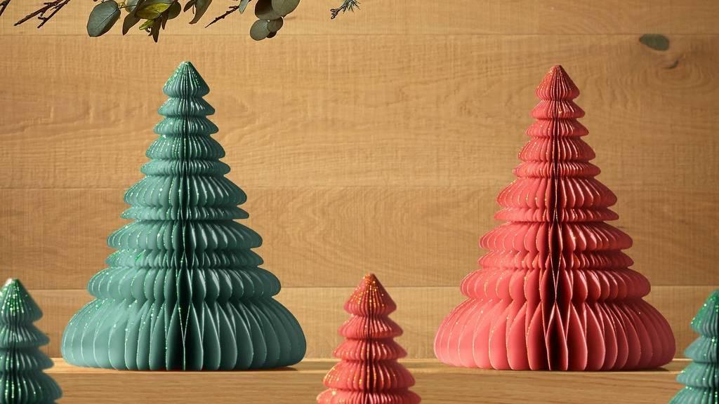 Moderniza tus decoraciones de Navidad