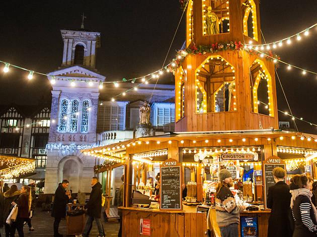 Kingston Christmas Market 2019