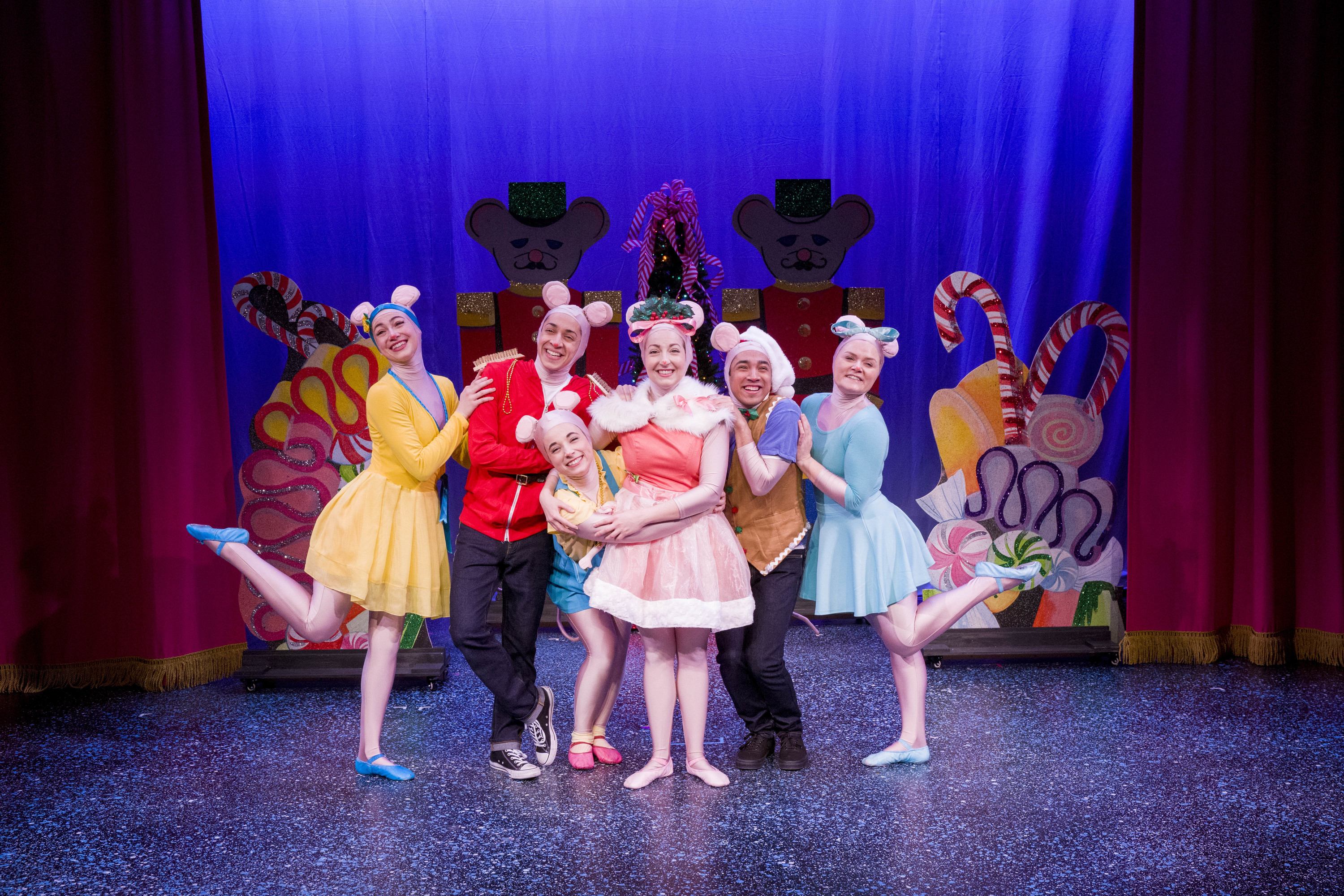 Angelina Ballerina: The Very Merry Holiday Musical!