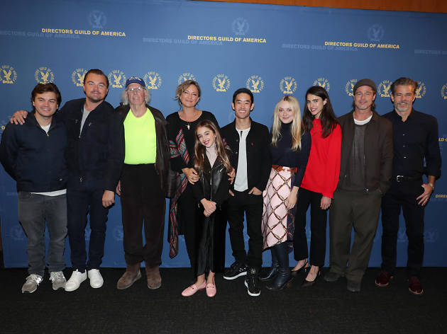 Sony Pictures ONCE UPON A TIME IN HOLLYWOOD special tastemaker film screening, Los Angeles, USA - 21 November 2019
