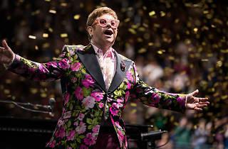 Elton John SPONSORED