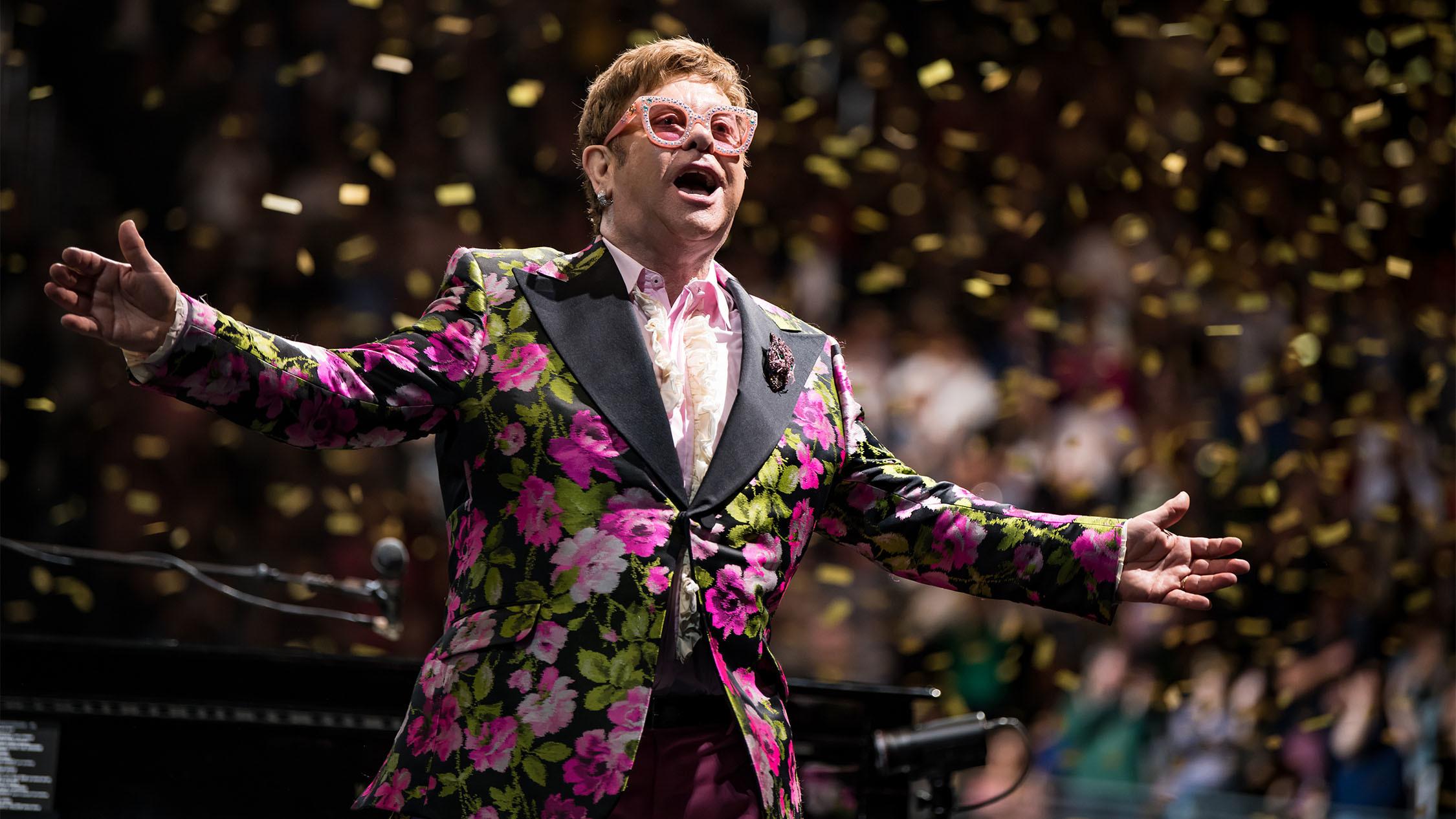 Catch Elton John on his final tour