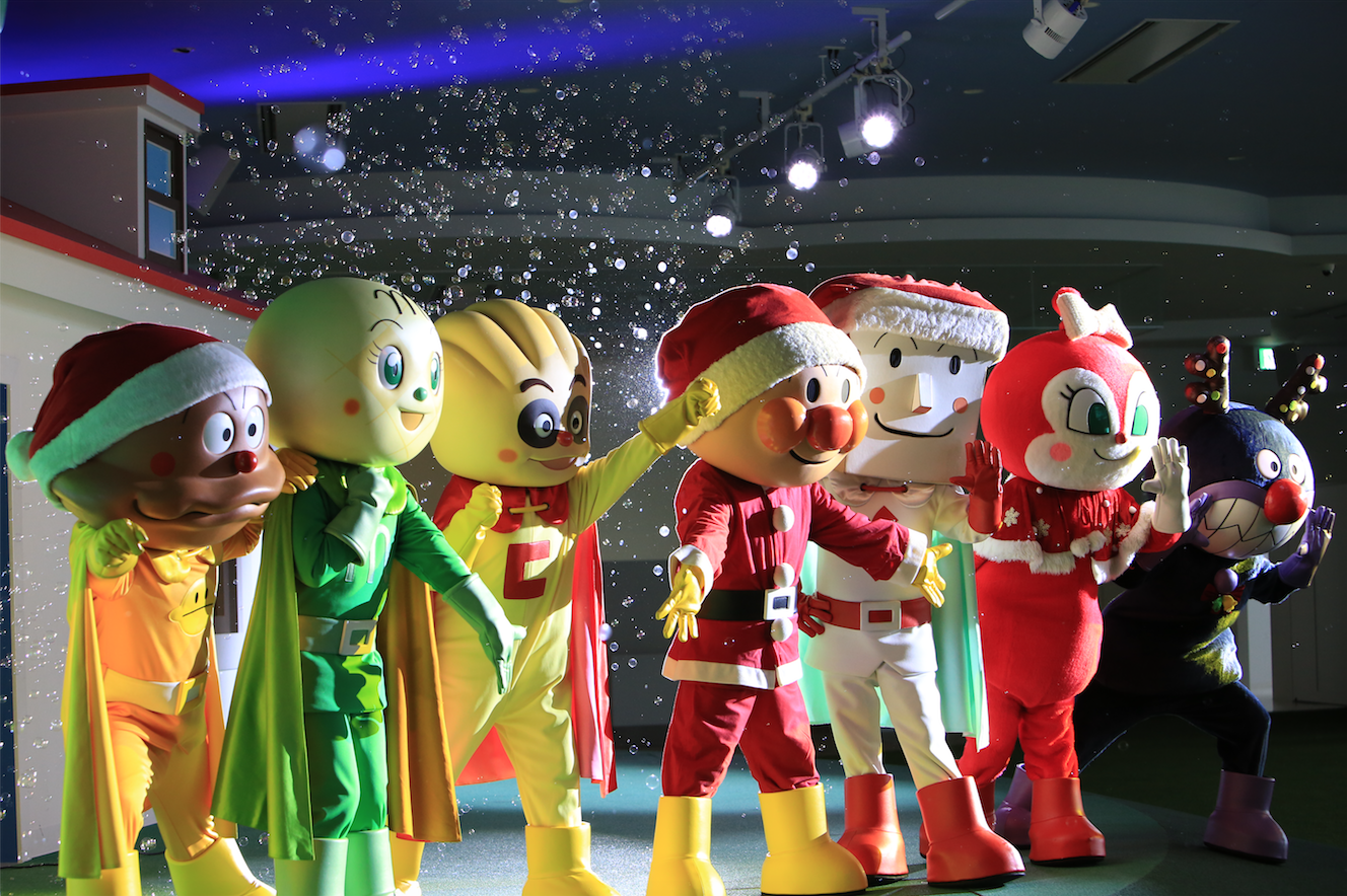 Christmas with Anpanman