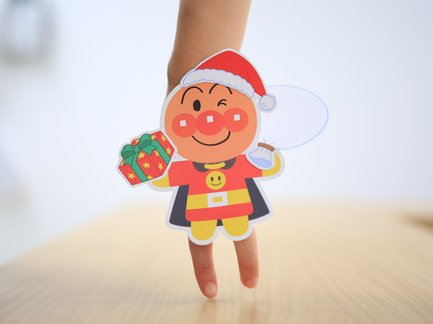 Christmas with Anpanman