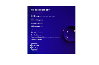 DJ Nobu –Open to Last-