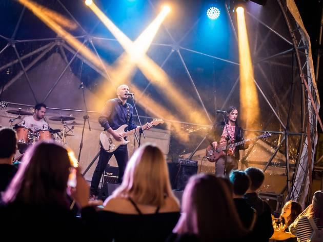Fantom slobode - Azra tribute band