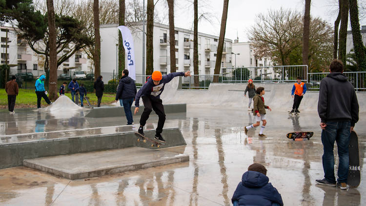 Skate Parque Municipal