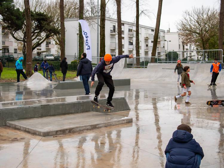 Cinco sítios para andar de skate no Porto