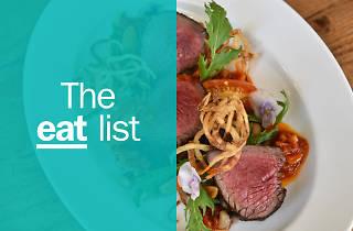 Sacramento Eat List