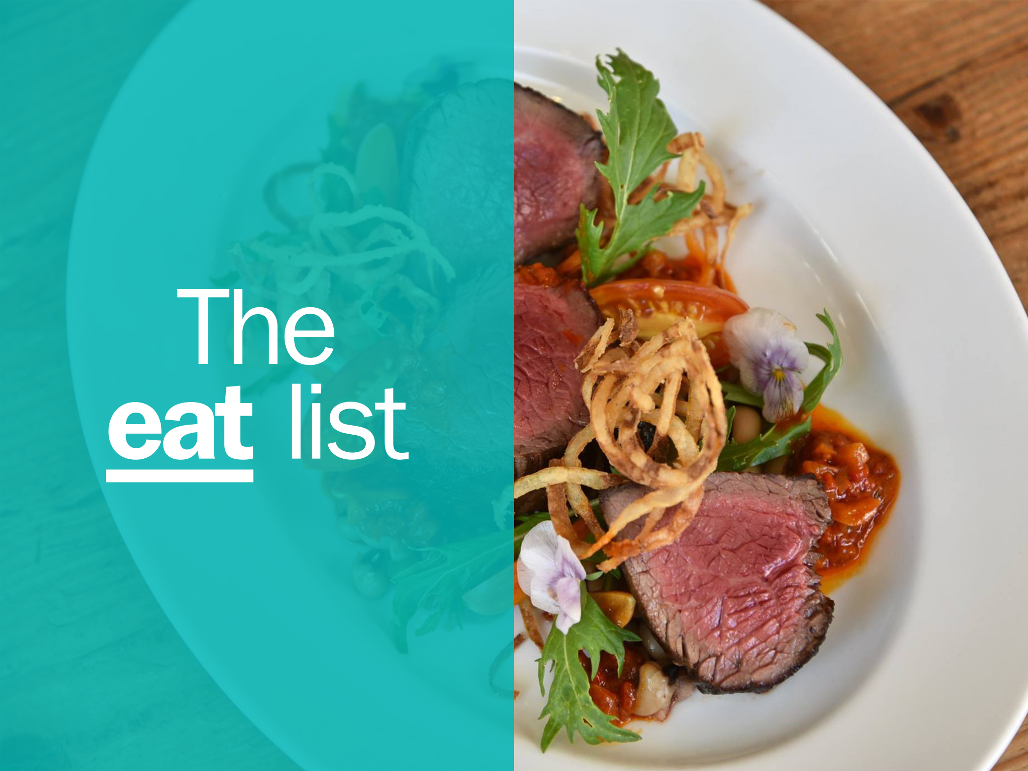 Sacramento Eat List