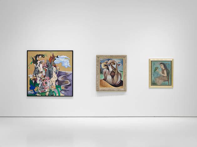Cintilações: obras maiores do século XX português na colecção Ilídio Pinho