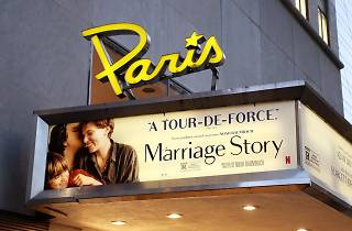Netflix has officially saved the Paris Theatre from closing!