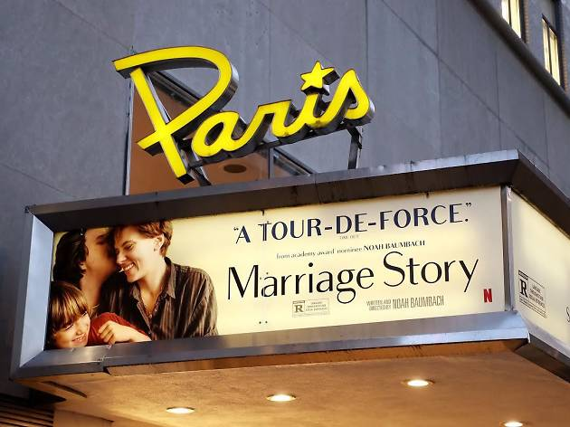 Netflix officially saved the Paris Theatre
