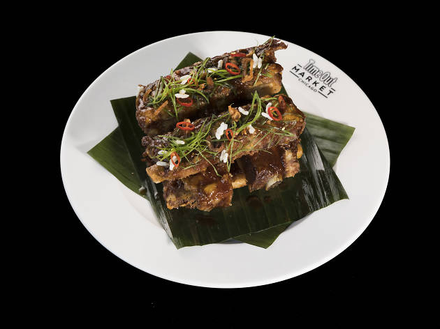 Food Envy: Thai Dang's Tamarind Glazed Spareribs