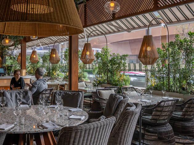 Olenna, el nuevo restaurante del chef Maycoll Calderón en Artz