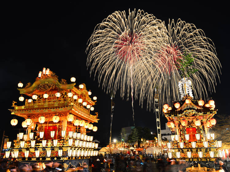 The most beautiful festivals in Japan