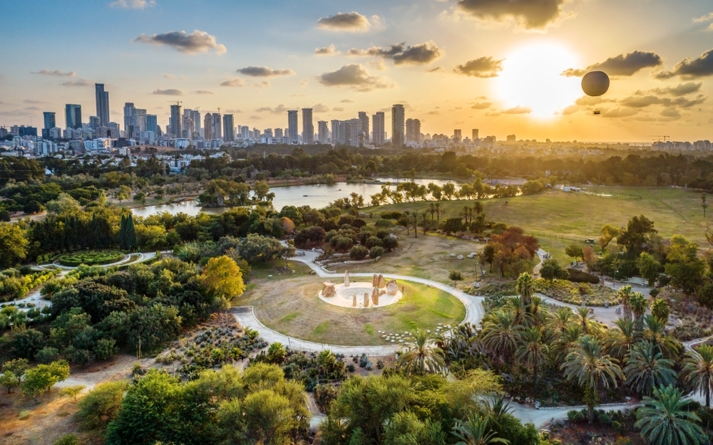 Ten free things to do in Tel Aviv