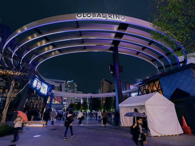池袋西口公園野外劇場 グローバルリングシアター