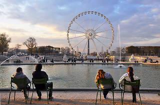 La Magie de Noël aux Tuileries