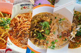 5 of the best Khao Soi in Chiang Mai