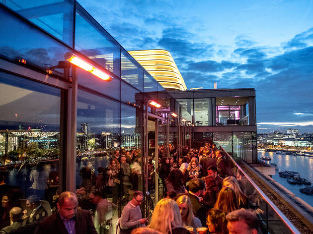 Try a Sea Containers tasting menu and get a cocktail, too