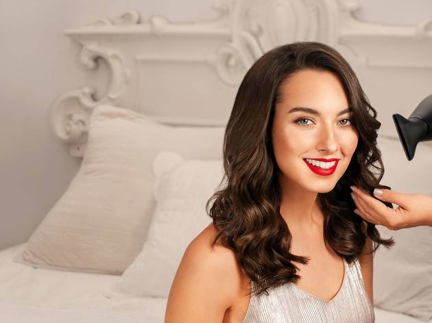 51% off a professional blow dry at home by Blow LTD