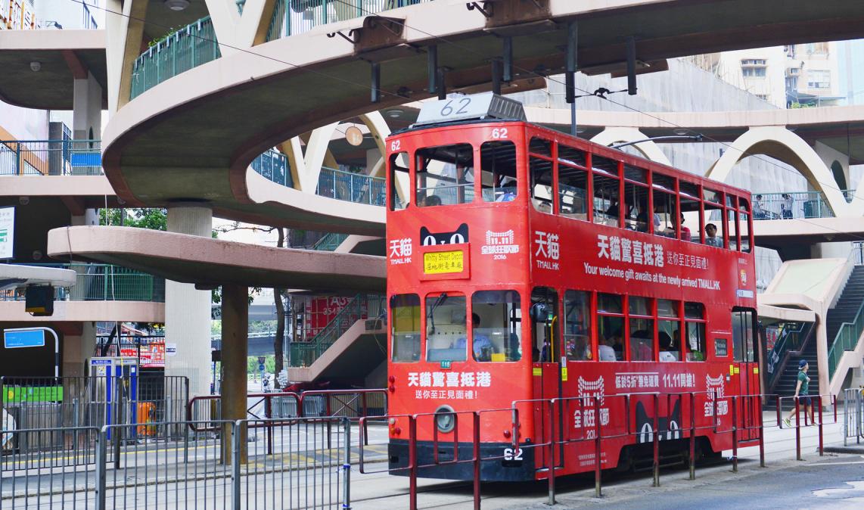 11月29日可免費乘搭電車及天星小輪!