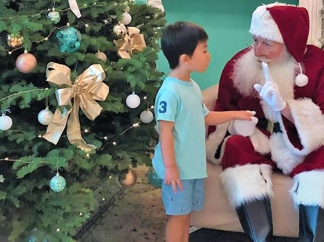 Christmas Fair & Meet Santa at Cluny Court