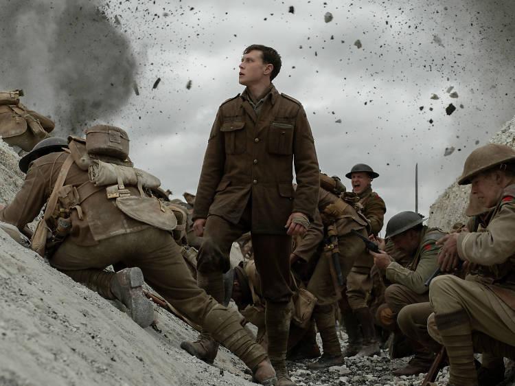 《1917:逆戰救兵》:一鏡到底 戰爭片新經典