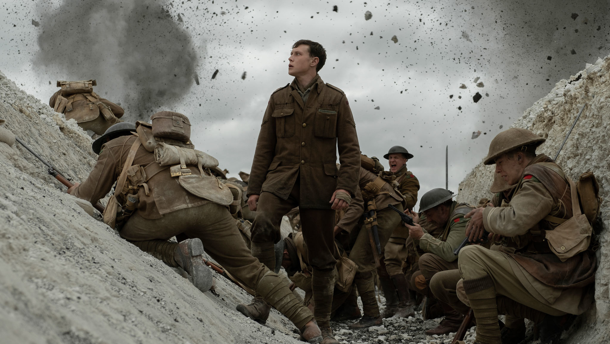 1917 review: The Great War movie, reinvented