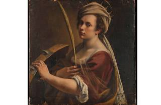 'Artemisia' at the National Gallery is violent, powerful and seriously brilliant Baroque painting