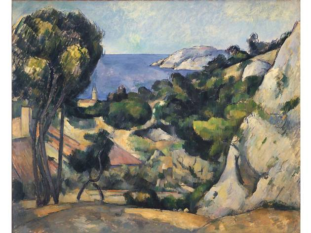 Cézanne: The Rock and Quarry Paintings