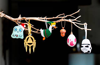 The Unique One-of-a-Kind Handmade Ornaments Show