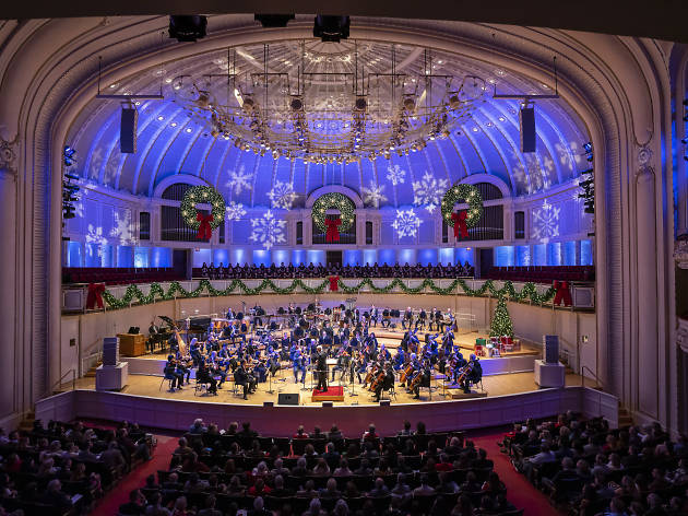 Merry Merry Chicago, Chicago Symphony Orchestra