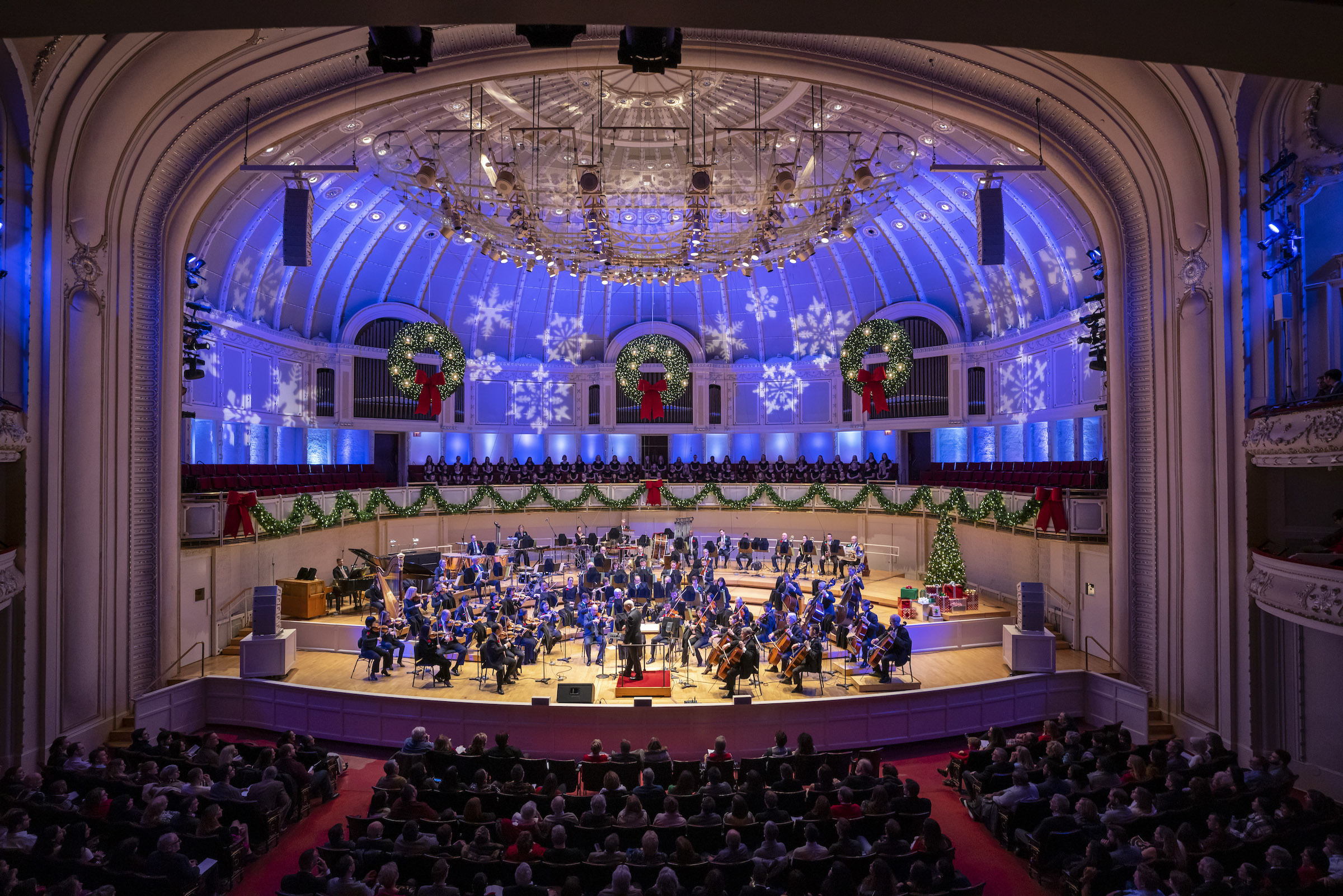 Get in the holiday spirit at Chicago's top Christmas concerts