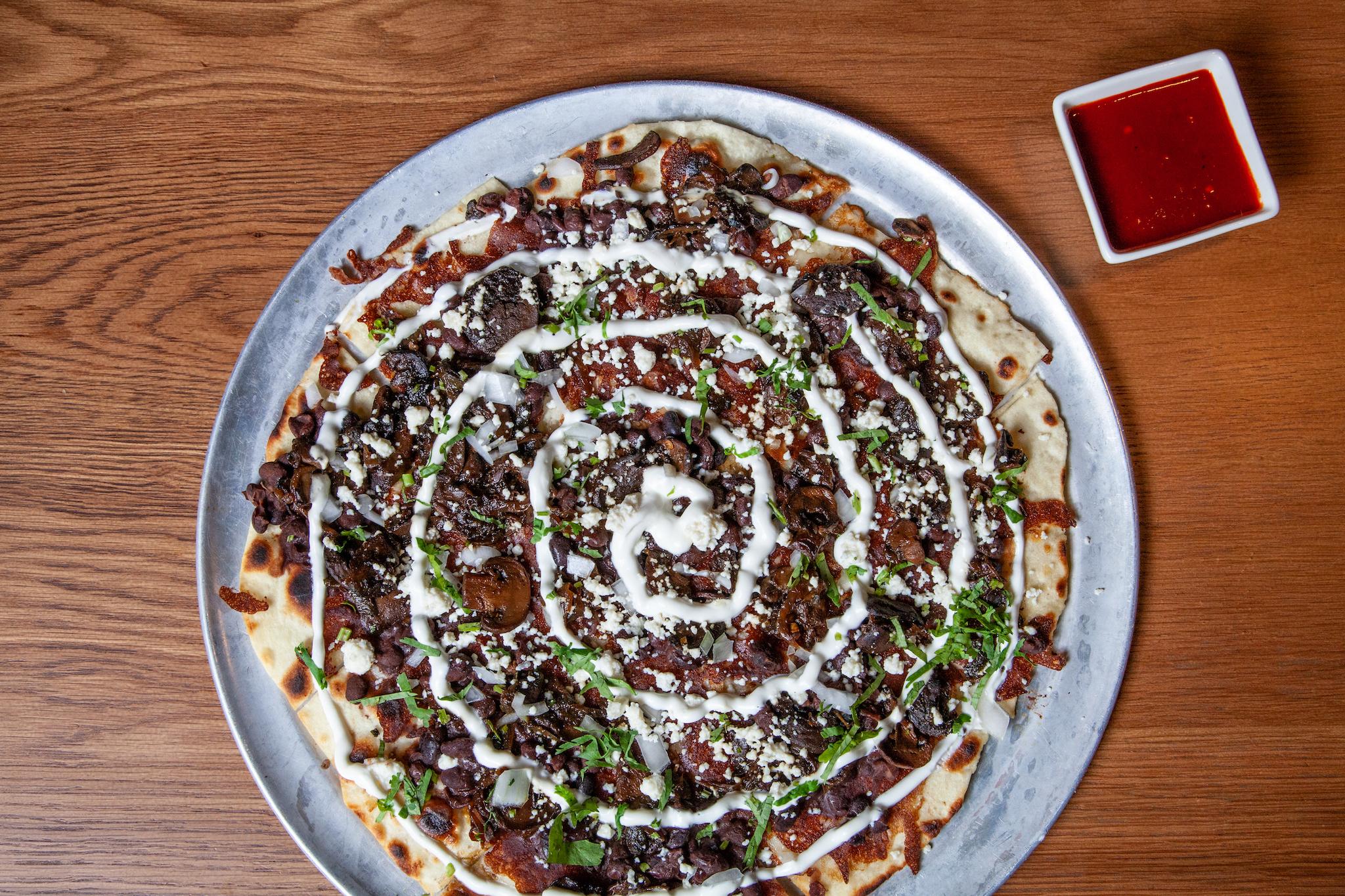 Food Envy: Alta Calidad's Mushroom Roti