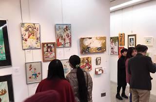 キャラクターアート展
