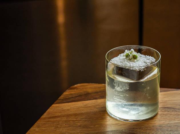 Cocktail at Byrdi