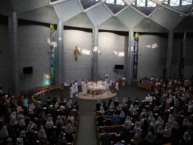 カトリック麹町 聖イグナチオ教会