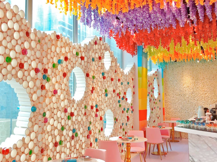 Where to find the most colourful places in Hong Kong