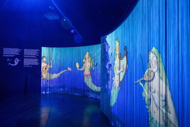Una exposición maravillosa para descubrir por qué nos fascinan las sirenas