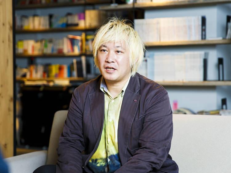 インタビュー:津田大介