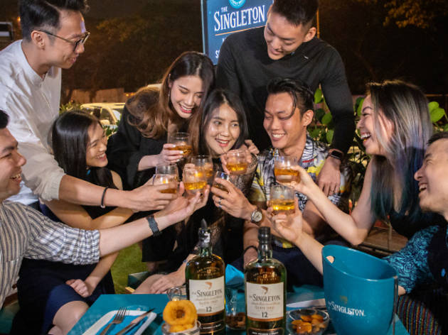 Singleton Whisky Presents The Singleton Social