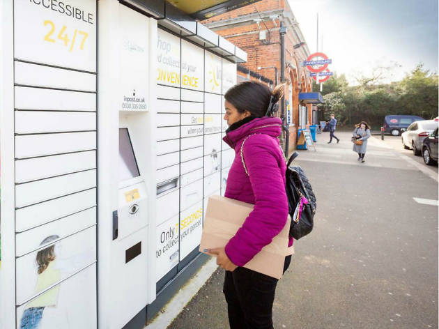 TfL are encouraging shoppers to click and collect on Black Friday