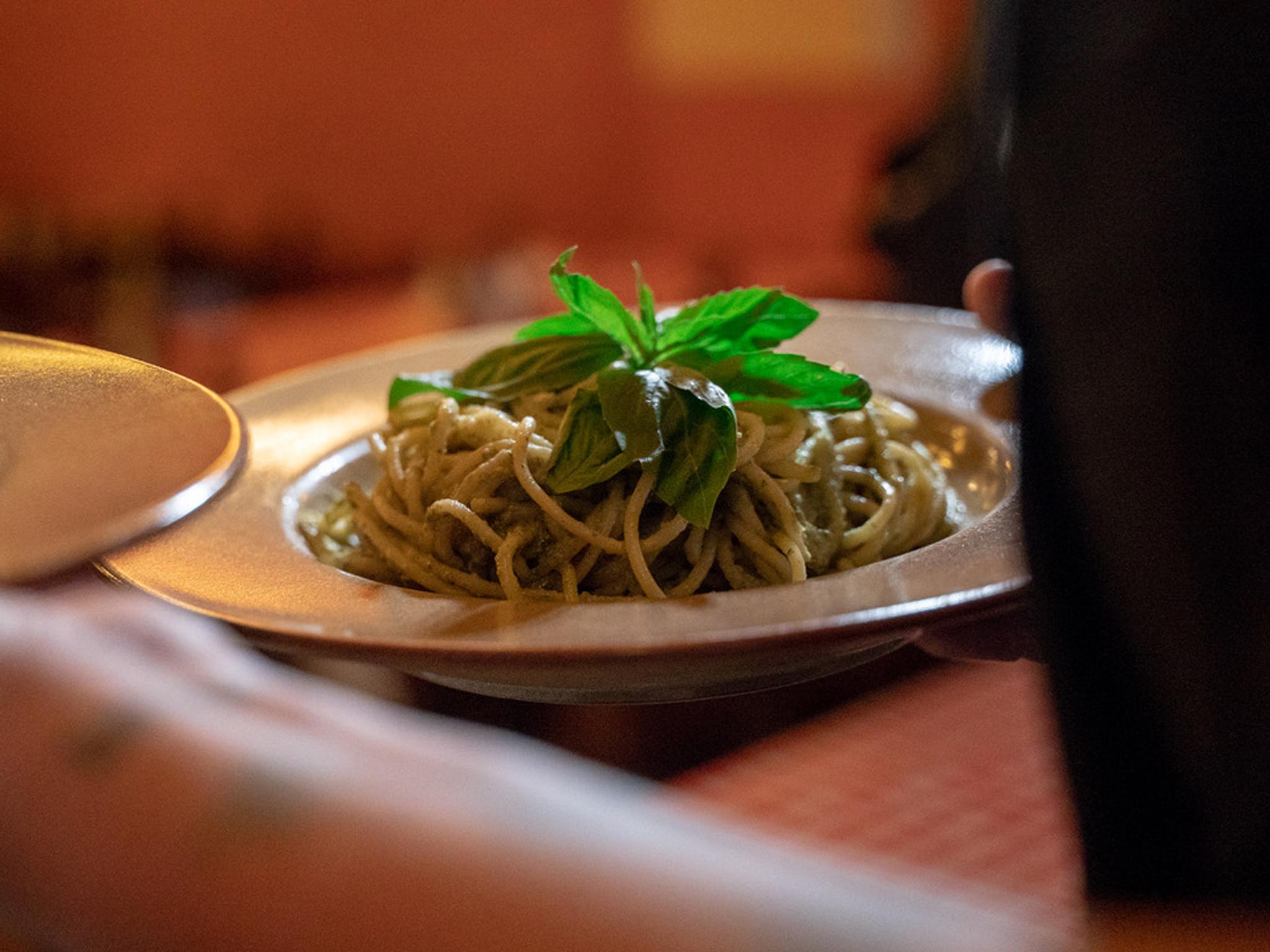 Casa Italia restaurant in Liverpool