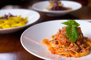 Food at Trattoria 51 in Liverpool