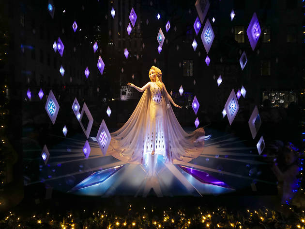 Disney's 'Frozen II' leads Chinese mainland box office