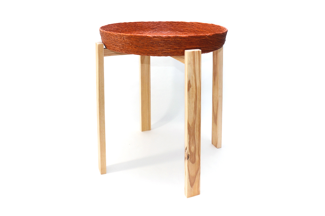 Compis Side Table - Marigold